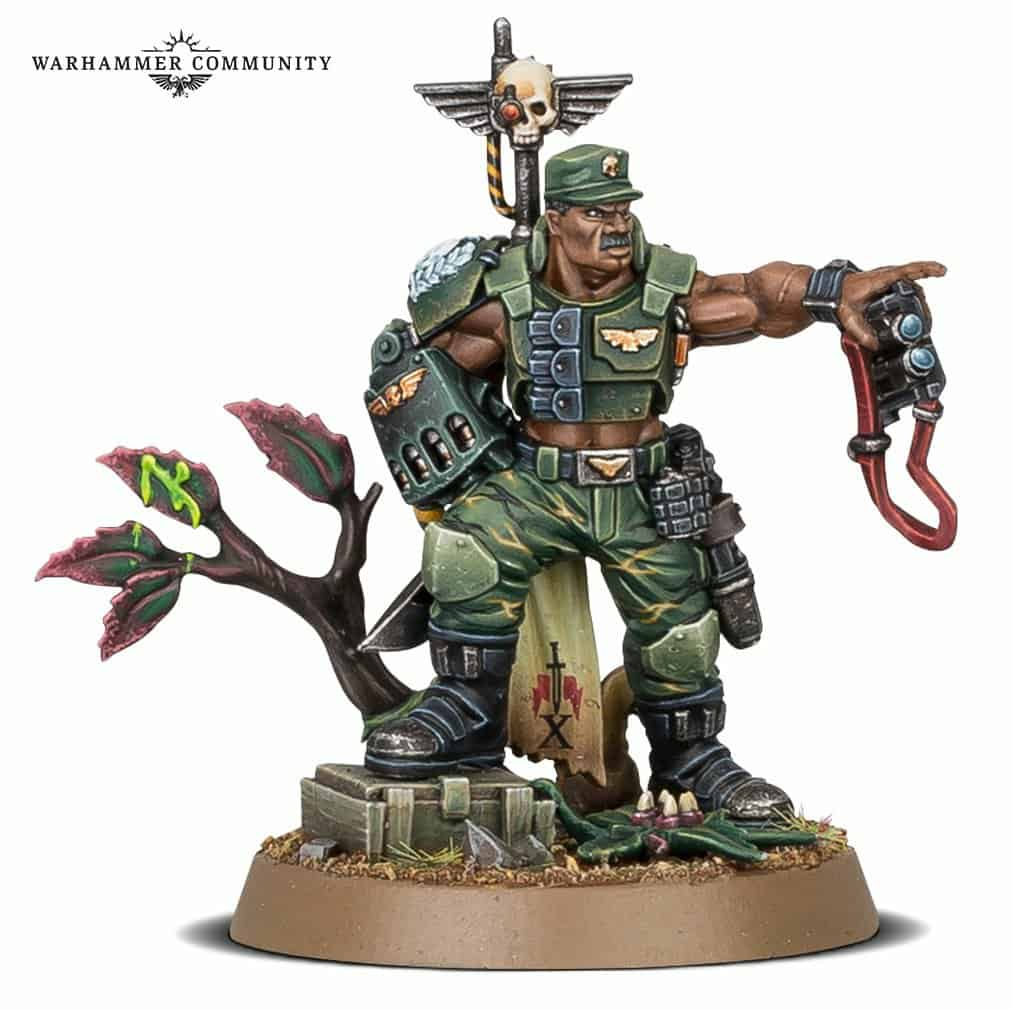 Catachan Colonel – BlackLegion.Market